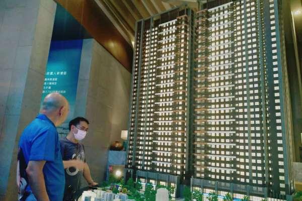 興富發安平建案愛琴海買氣強勁 未公開銷售300戶