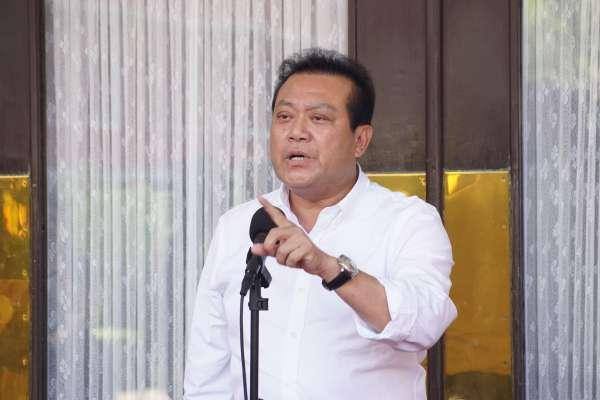 民進黨宣布蘇震清「立即停權」 中常委席次恐「未就任就除名」