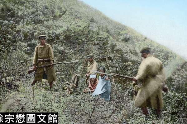 世界時光走廊》戰前日軍自拍戰爭暴行的變態心理(1):臺灣篇