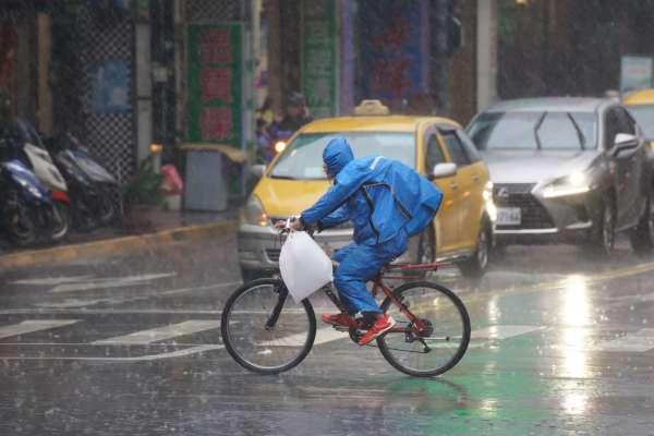 米拉克颱風掃過台灣海峽!全台各地風雨影響一次看