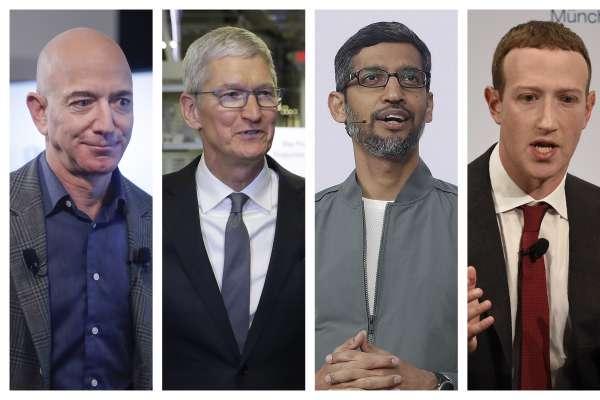 華爾街日報》反壟斷、言論監管與零工經濟.....川普與拜登如何看待大型科技公司?