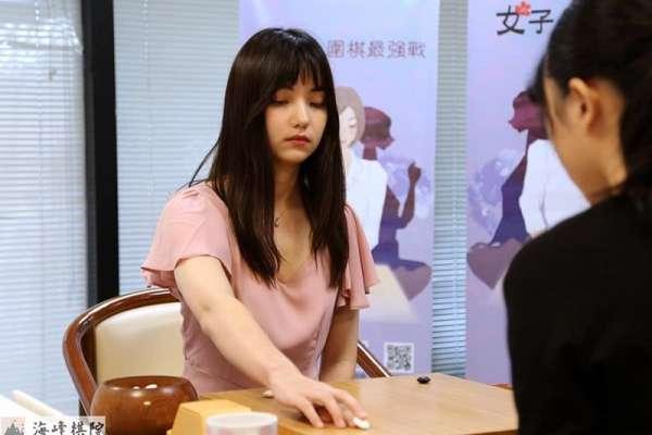 私下超愛跳傘、曾是游泳校隊...揭開「台灣最美女棋士」神秘面紗:看了棋靈王才決定走這條路