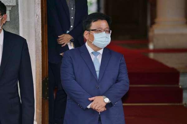 為何執政黨撐香港卻不訂難民法?李俊俋給答案:採取更符合現況的方式
