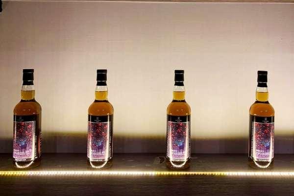 當客製化酒標遇上藝術家?酒心智庫攜手國內五位藝術家,推出S&W Gallery聯名威士忌系列