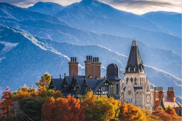【2020旅遊景點推薦】台灣竟也有這麼美的夢幻城堡!推全台10大古堡景點,每個都像人間仙境