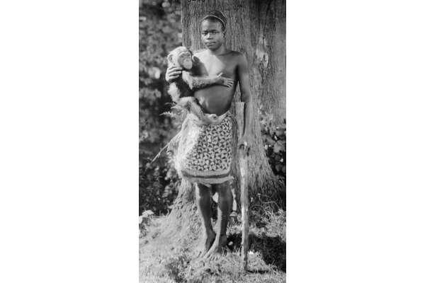 美國種族歧視暗黑史》把非洲黑人關猴籠,與猩猩一起展示! 紐約動物園114年後終道歉