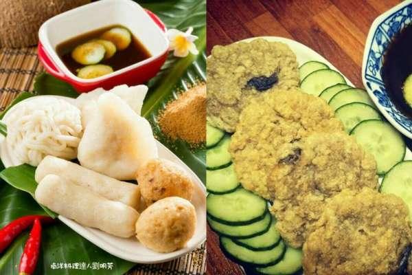 印尼也有甜不辣?南洋料理達人激推家鄉味:美食背後藏傳奇故事