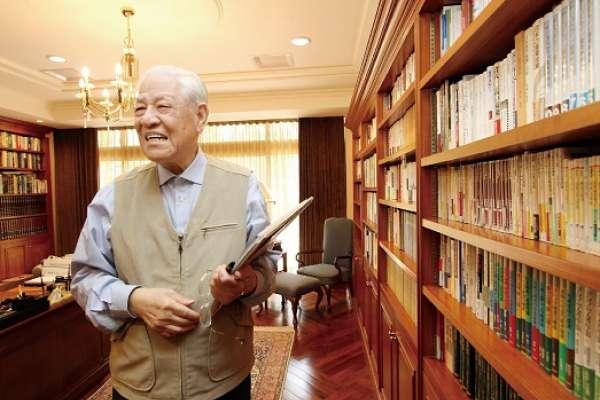 葉乃靜觀點:建立李登輝總統圖書館此其時!