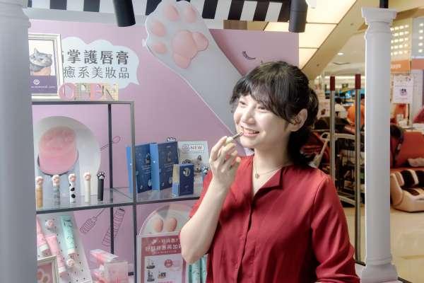 30歲白手起家創業、壓力大到憂鬱症…「Catiss」創辦人阮曼昀如何用貓掌護唇膏,創下千萬營收?