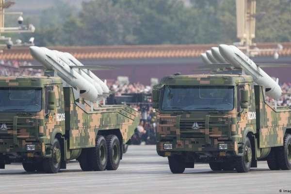 被世界忽視的危險!《德國之聲》分析「中國入侵台灣的三種方式」,吳釗燮:台灣正處在中國擴張的最前線
