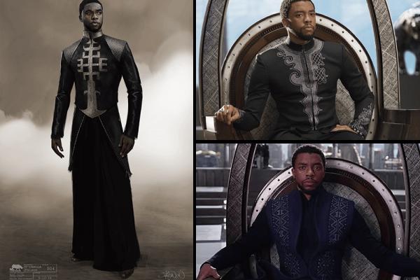 敬永遠的瓦干達國王!他道出《黑豹》服裝與建築設計的困境:沒被殖民過的非洲文化很難找