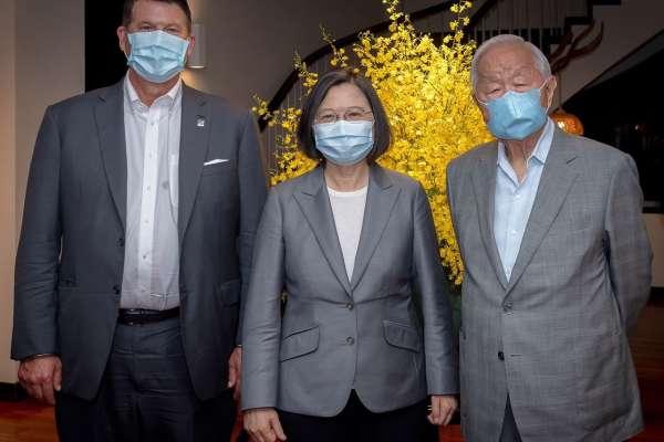 姚人多專欄:柯拉克來檢查台灣有多「乾淨」