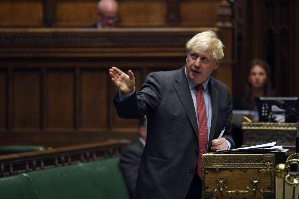 英國疫情再升溫!倫敦當局升級防疫措施 首相強森:疫情已來到「危險轉折點」