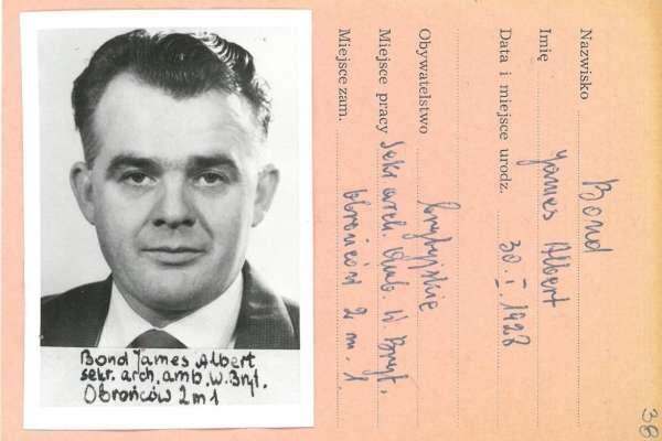 007都是真的?波蘭公開詹姆士龐德間諜檔案,55年前神秘任務首曝光!