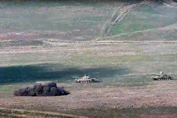 中亞「國中之國」又爆流血衝突!亞美尼亞擊落亞塞拜然軍機 總理宣布全國戒嚴