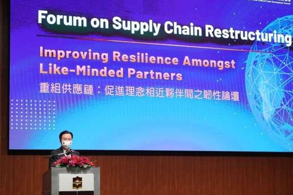 陳錦稷專欄:「乾淨5G」帶給台灣的機會