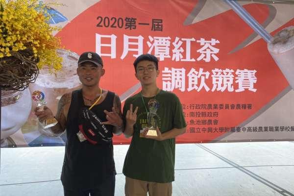 魚池農會辦首屆調飲競賽 行銷日月潭紅茶多元風味