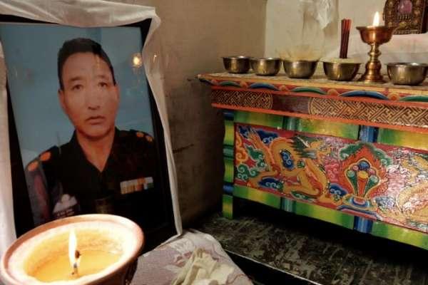 招募西藏難民組成的特種部隊因他曝光:被中印邊界地雷炸死的尼瑪丹增