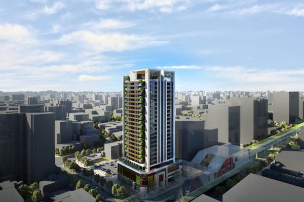 捷運基地招商開案敲定 店鋪與集合式住宅帶動發展