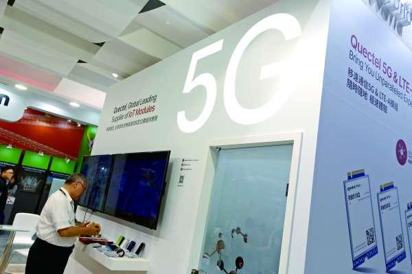 蘇貞昌指示5G建設加速加量 前瞻3期155億預算9成7補助電信業者