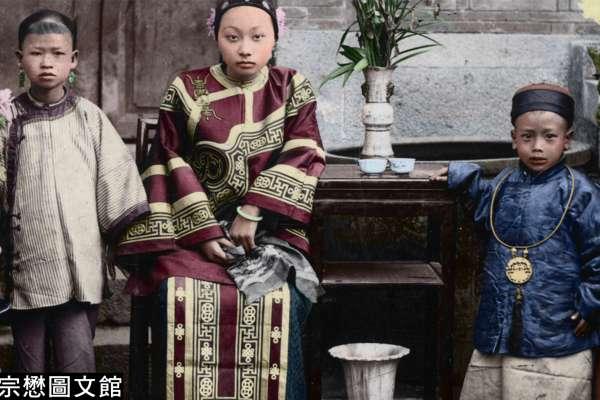 世界時光走廊》晚清台灣稀世影像系列(6):民俗篇(下)