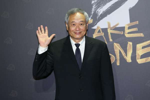 華人導演第一人!李安獲頒英國奧斯卡終身成就獎