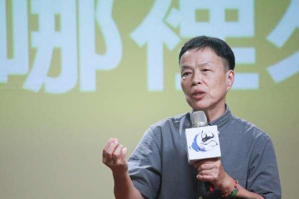 思沙龍》王小棣笑看困難:困難時不要只同情自己,因為它也為難到別人