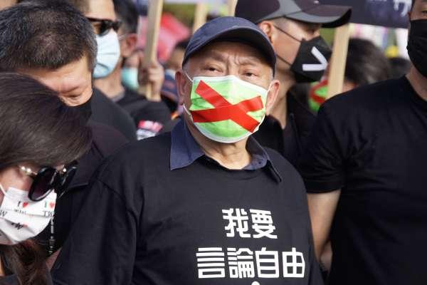 陳文茜專文:民主運動的逃兵,享受權力還成為言論自由的踐踏者