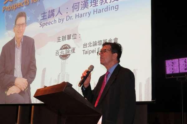 選後台美中關係》「中國的朋友越來越少」專家何漢理、林夏如:台灣機遇之窗千載難逢 務必厚植自身實力