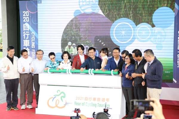 2021自行車旅遊年 將台灣打造成自行車王國