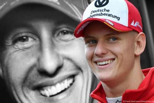 有志者事竟成!德國「車神」舒馬赫之子晉升F1賽車手