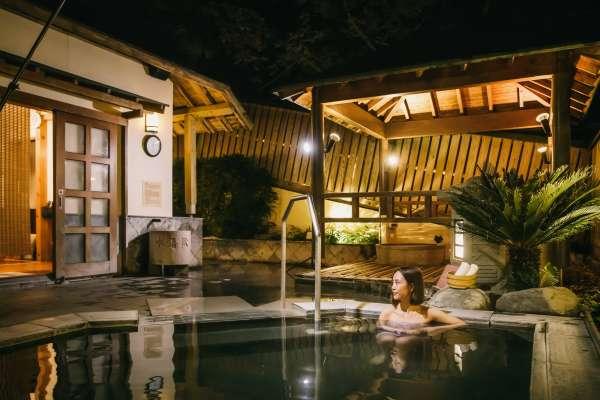 五星溫泉酒店化身滑雪度假村