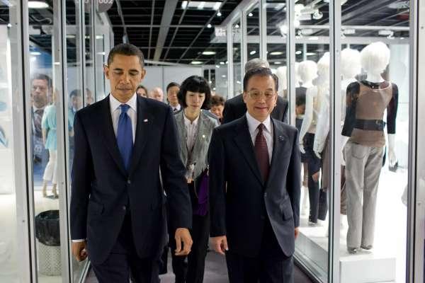 「中國情報部門厚顏無恥到簡直像拍喜劇」歐巴馬親自揭露首次訪中秘辛!