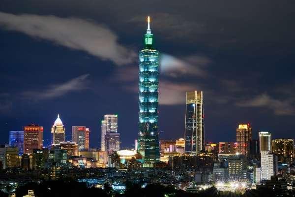 國際企業商辦首選 林鴻明分享15年前建台北101的心法