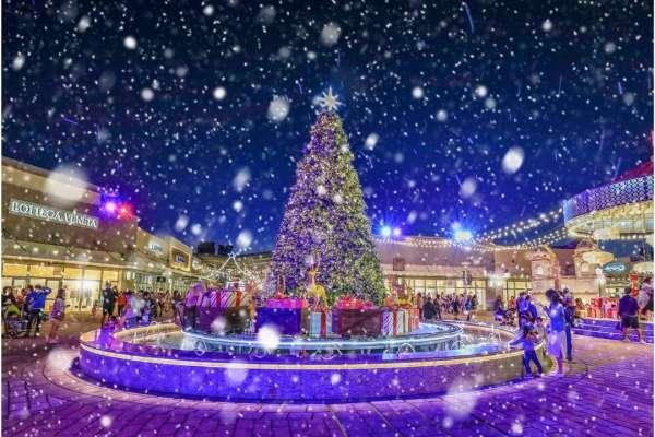 2020聖誕節必去》期間限定!台灣5處美如童話的景點大公開,讓你度過最浪漫的冬季!
