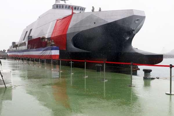 測評進度大幅提前!海軍塔江艦力拚7月交艦、8月成軍