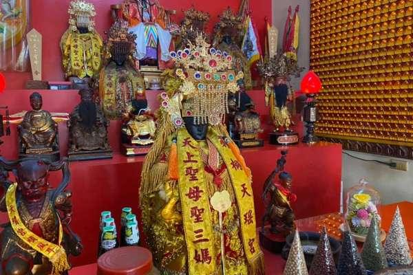 雲林莿桐天瑤宮盛大慶典 12/27將舉行入火安座儀式
