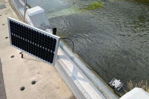智慧「水盒子」追蹤水汙利器 中市府破獲電鍍廠違排廢水