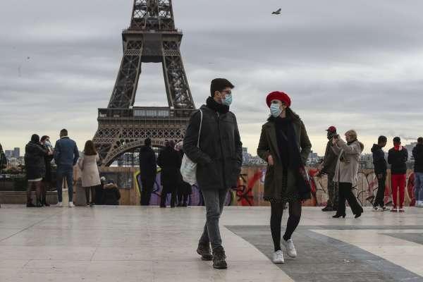 耶誕節後恐爆確診潮 法國不排除3度封城