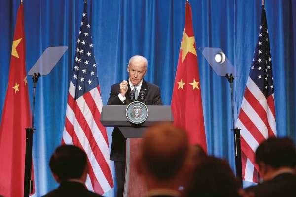 觀點投書:中國拆解美官員「旋轉門」?美、中不信任程度升高