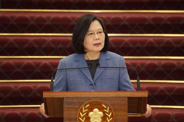 台灣民意基金會民調》蔡英文支持度大增 唯獨「這能力」仍未被民眾認可