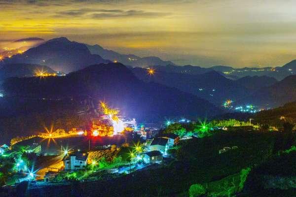 台灣自然風光揚名國際!他用相機拍下阿里山最美夜景,奪世界線上攝影大展獎項
