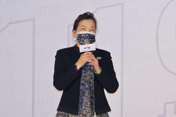 王美花讚統一獅啦啦隊很美 顧立雄吐槽:這隊最漂亮