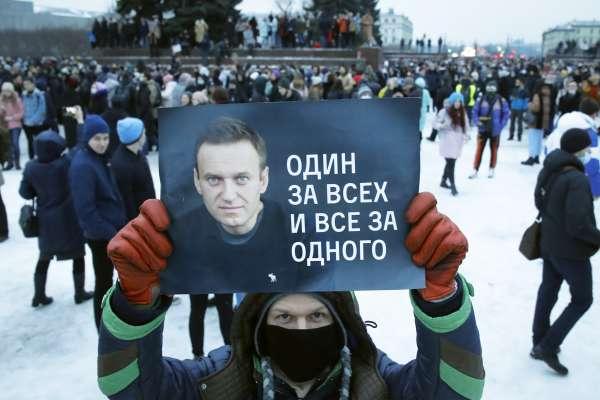 俄羅斯異議人士納瓦爾尼獄中絕食逾半月!醫生擔憂:他隨時會死