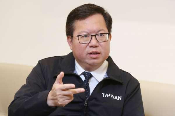 民進黨阿哥國際觀》與新生代互動良好 鄭文燦今年已跑20場外交活動