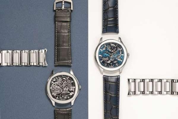 玩世法則 自我定義 PIAGET伯爵呈現全新POLO系列鏤空超薄腕錶