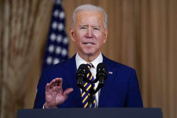 「美國回來了、外交回來了!」拜登發表外交政策演說:重建過去四年受到忽視的民主同盟