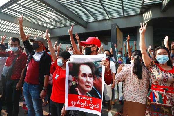 黎蝸藤專欄:緬甸危機升高成中國燙手山芋