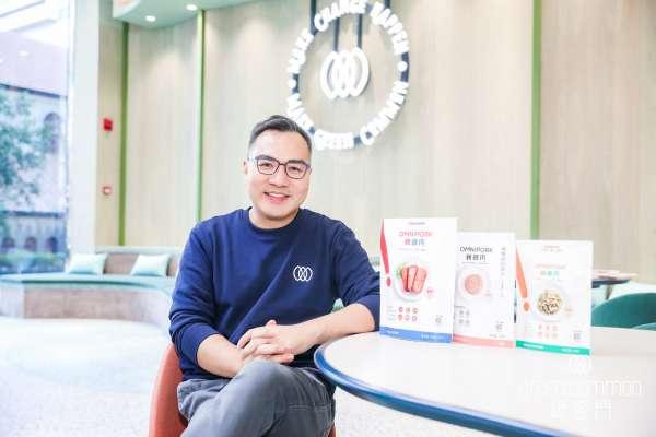 名人真心話1》在台每周賣100萬顆素鍋貼水餃 楊大偉揭「餐桌救地球」大計畫