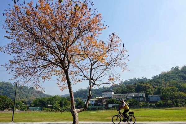春節連假自行車遊程  霧峰最美18公里自行車路線